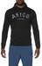 asics Camou Logo Hardloopshirt lange mouwen Heren zwart